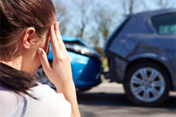 Pain from an Auto Accident